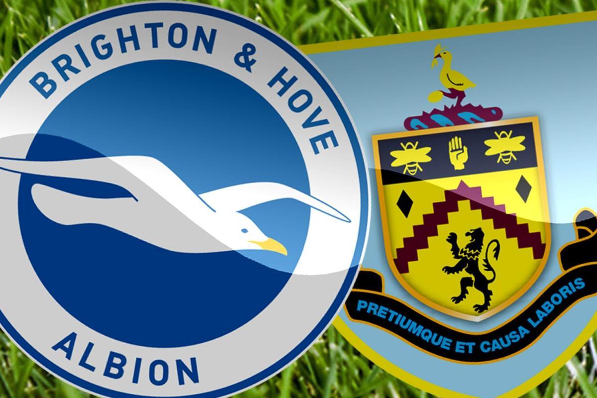 Burnley  vs Brighton  Live Stream Premier League Match, Predictions and Betting Tips