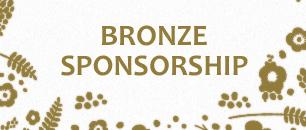 Bronze Sponsorship -