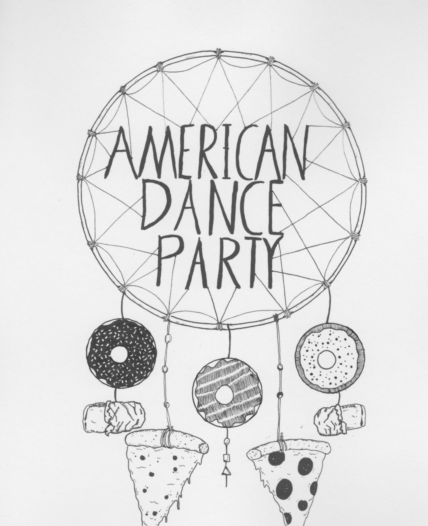 American Dance Party