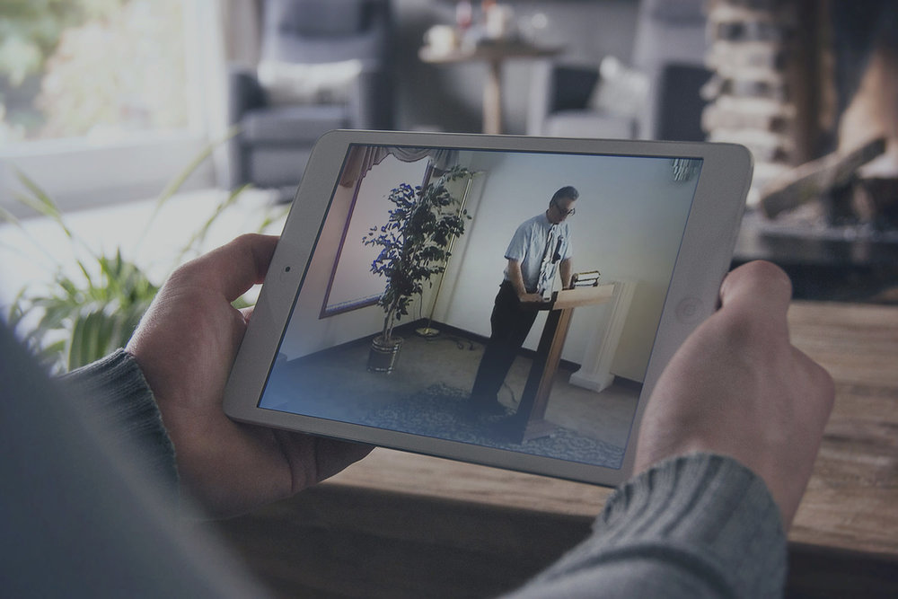 Live Streaming - Mesnekoff Funeral Home offers live video streaming. This is ideal for loved ones who are unable to attend a service, but would like to be a part in observing and sharing the day in real-time. Contact us if you would like to hear more.