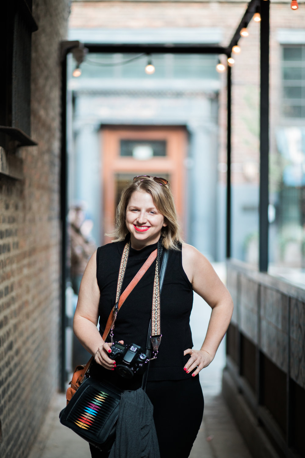 Chicago Blogger Photography