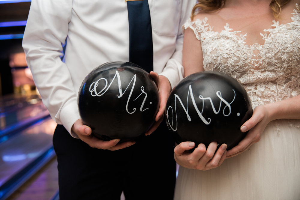 Pinstripes Oakbrook Wedding