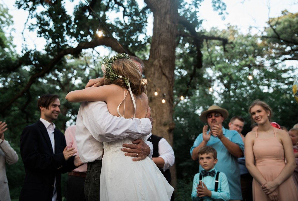 Illinois Forest Preserve Wedding