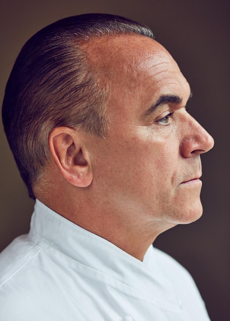 Jean-Georges for Montecristo