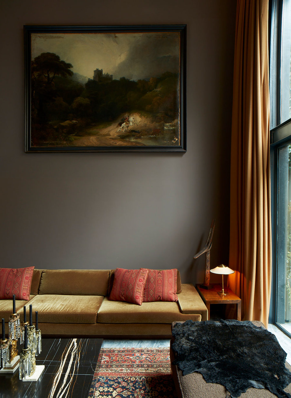 West Village Town House for T Magazine