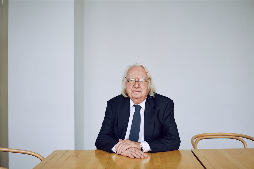 Richard Meier for  WSJ