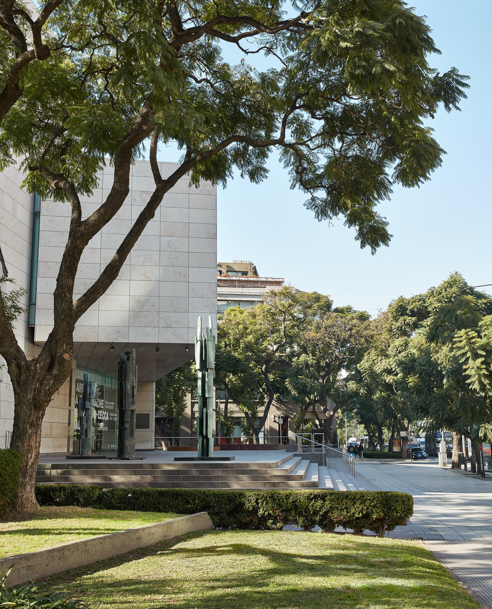 MALBA Museum Buenos Aires  for Christie's Magazine