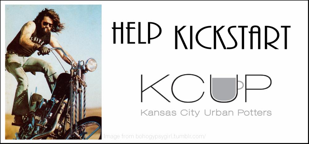 Kansas City Urban Potters Kickstarter