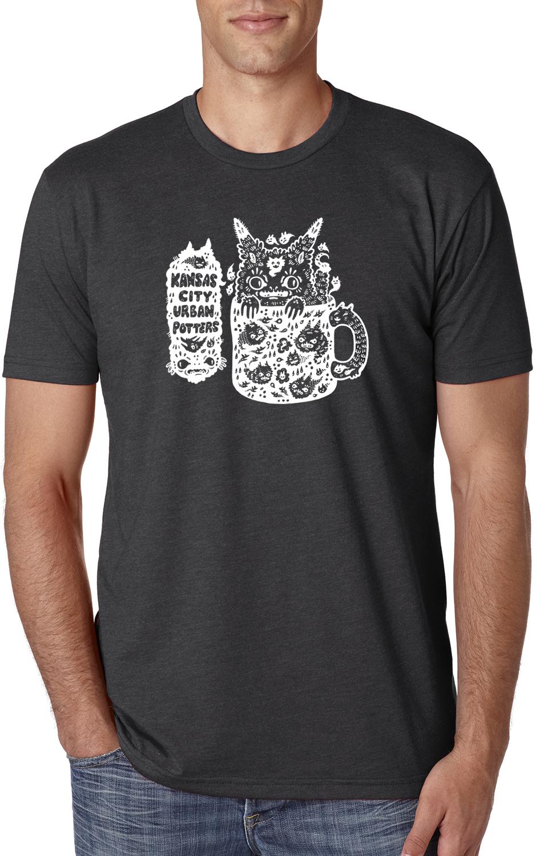 Kc Urban Potters T Shirt Kansas City Urban Potters