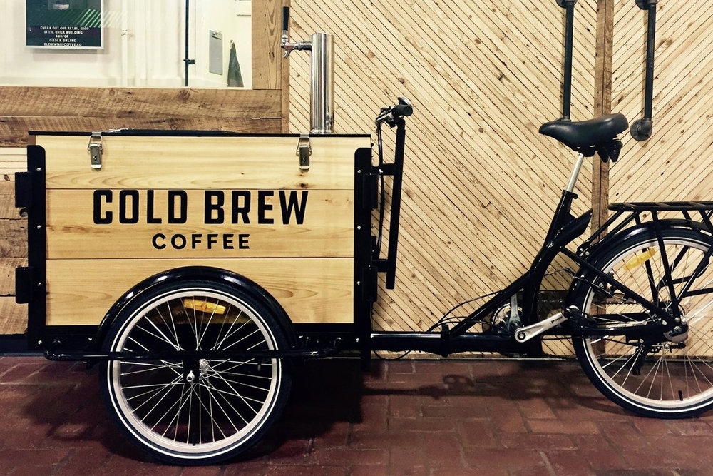 Trike & Events - Events big or small, trike scheduling and rentals, office demonstrations and tastings, let us discuss how we assist with your next shindig.