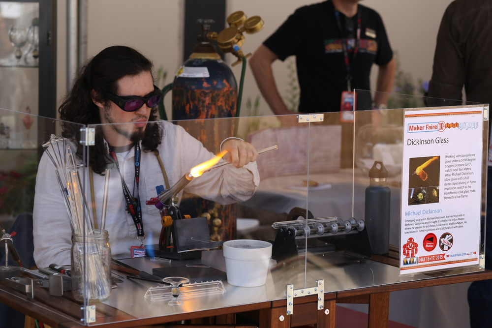 Maker Faire 2015, San Mateo, California