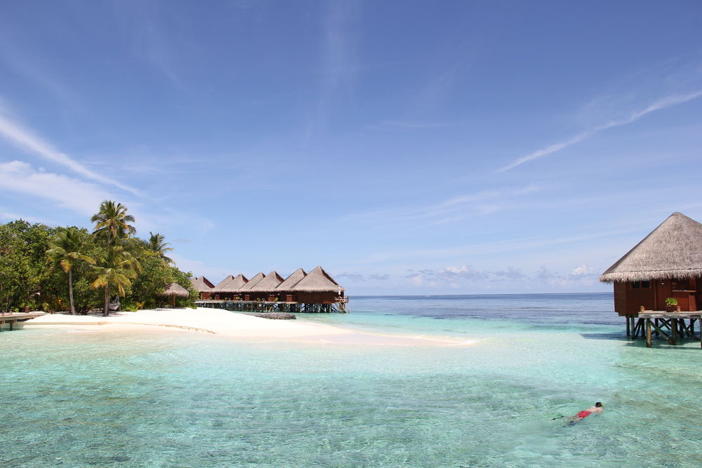 Beyond Ordinary Guides Maldives Mirihi Resort