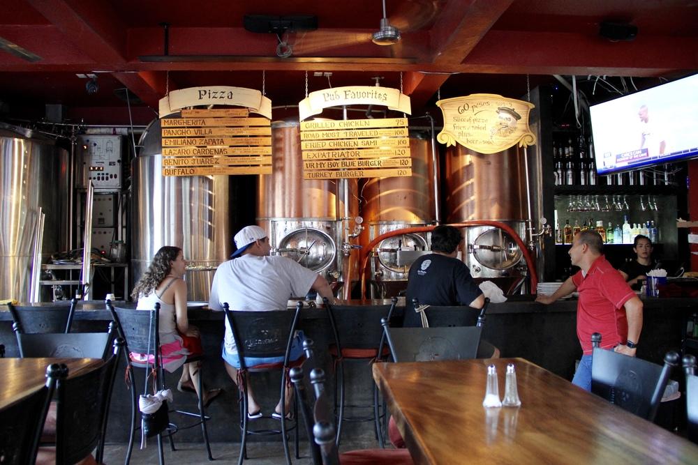 Los Muertos Brewery