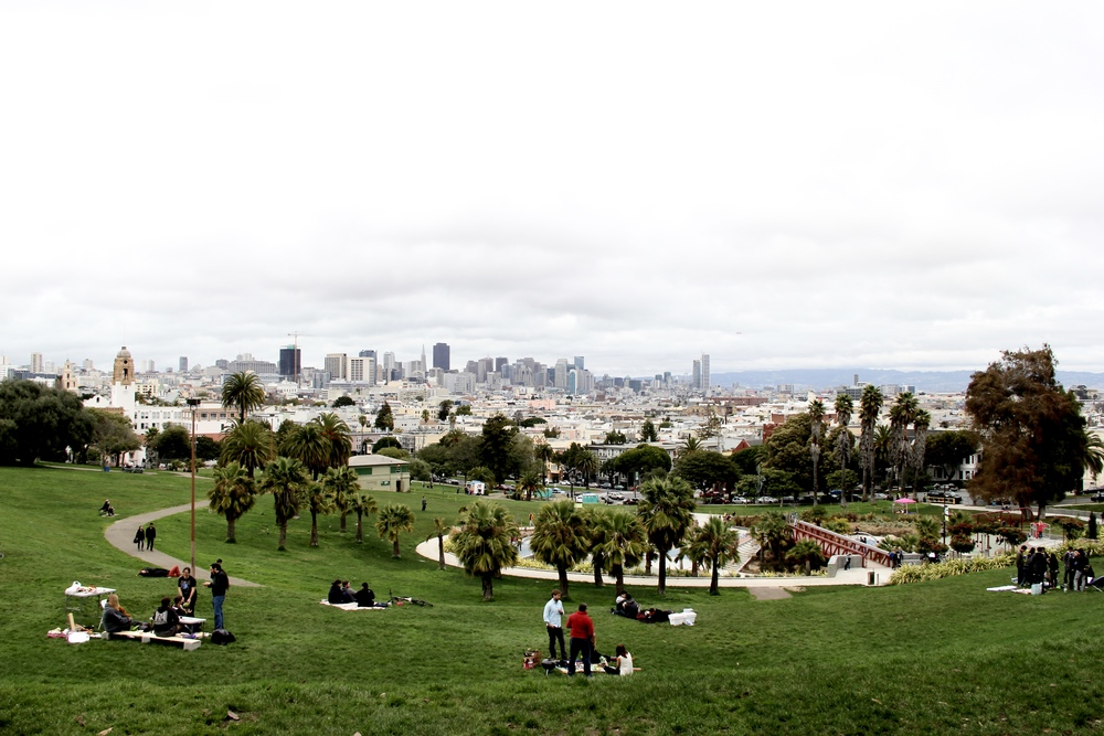 Dolores Park | Beyond Ordinary Guides