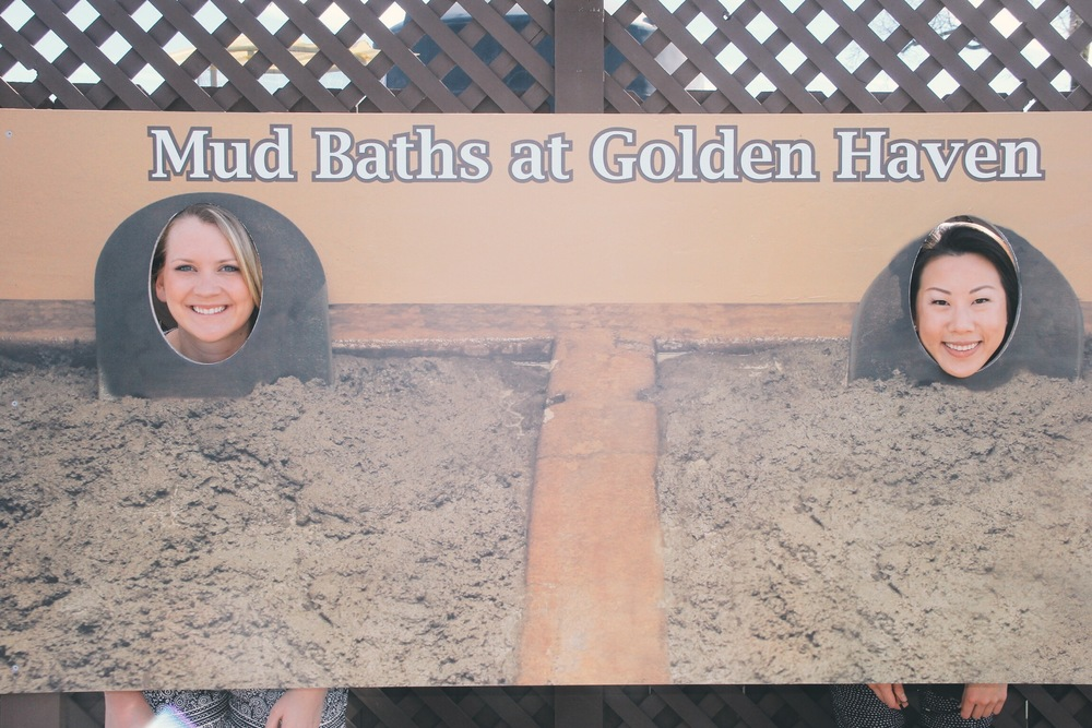 Girls Getaway at Couples Resort | Golden Haven Hot Springs, Calistoga, CA