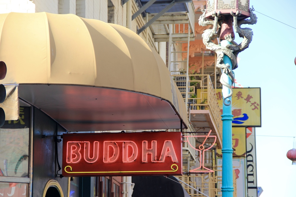 Buddha Bar | Chinatown, San Francisco