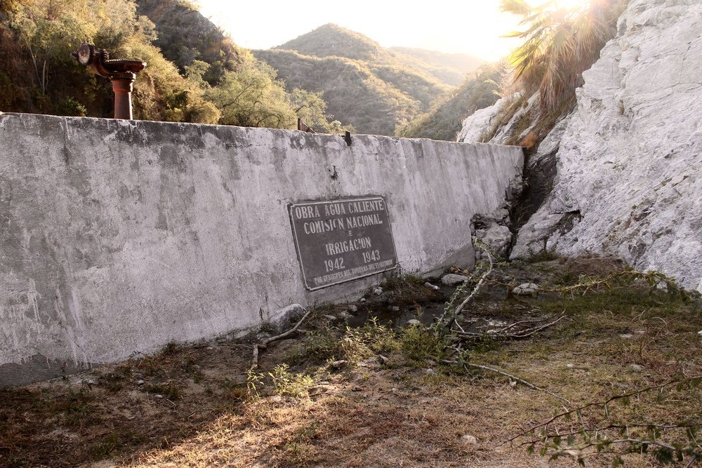 Aguas Calientes | Baja California Sur, Mexico