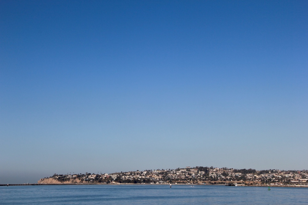goodbye LA, hello Catalina