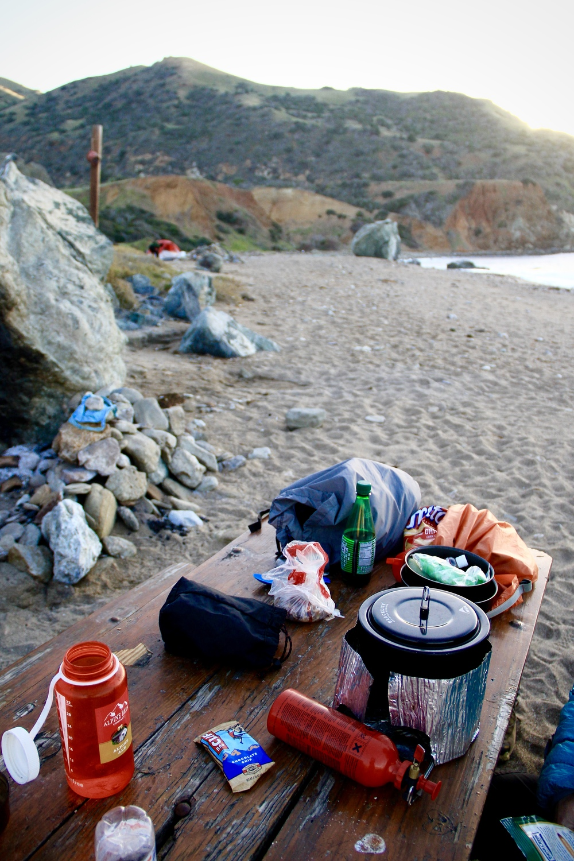camp life | parson's landing