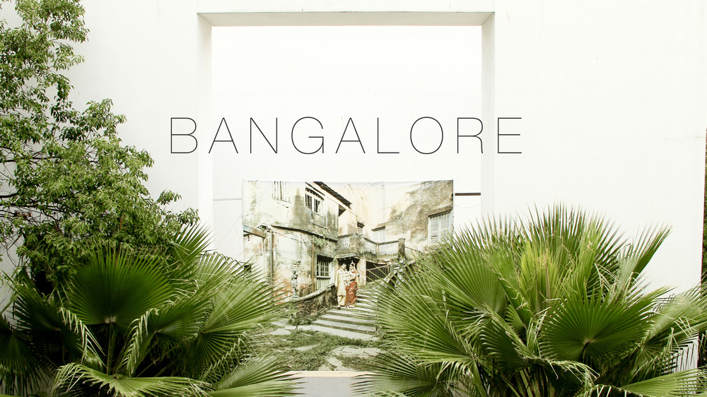 Beyond Ordinary Guides presents Bangalore, India