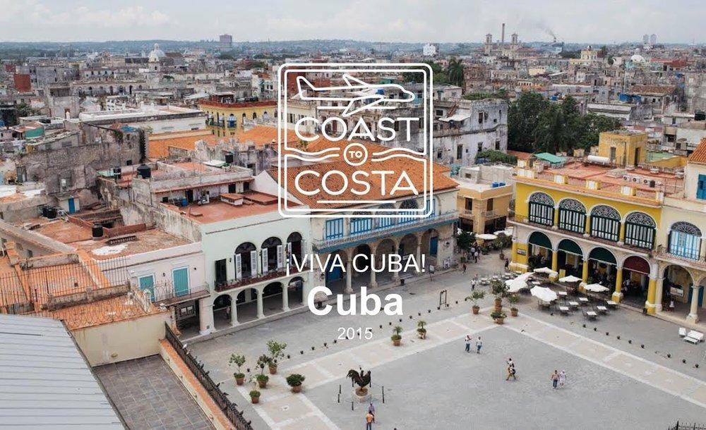 Coast to Costa Cuba