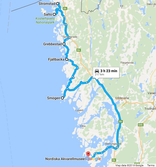 Bohuslan Coast Sweden