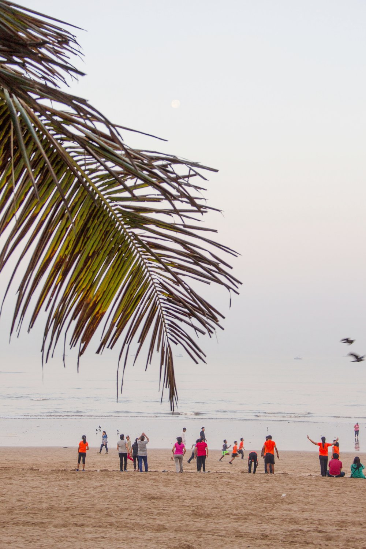Juhu Beach, India