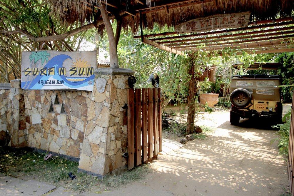 Surf N Sun Arugam Bay