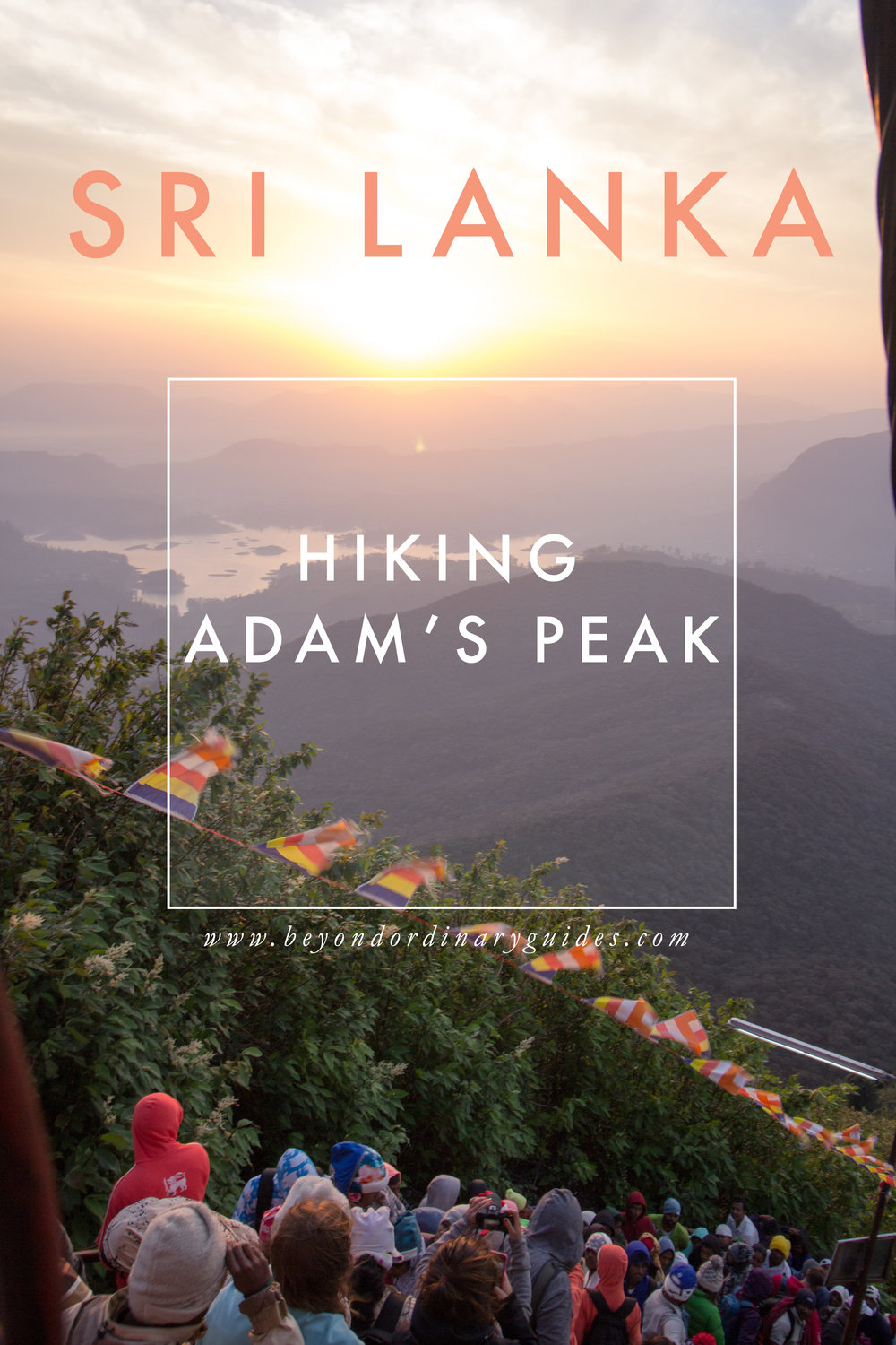 Hiking Adam's Peak | Sri Lanka