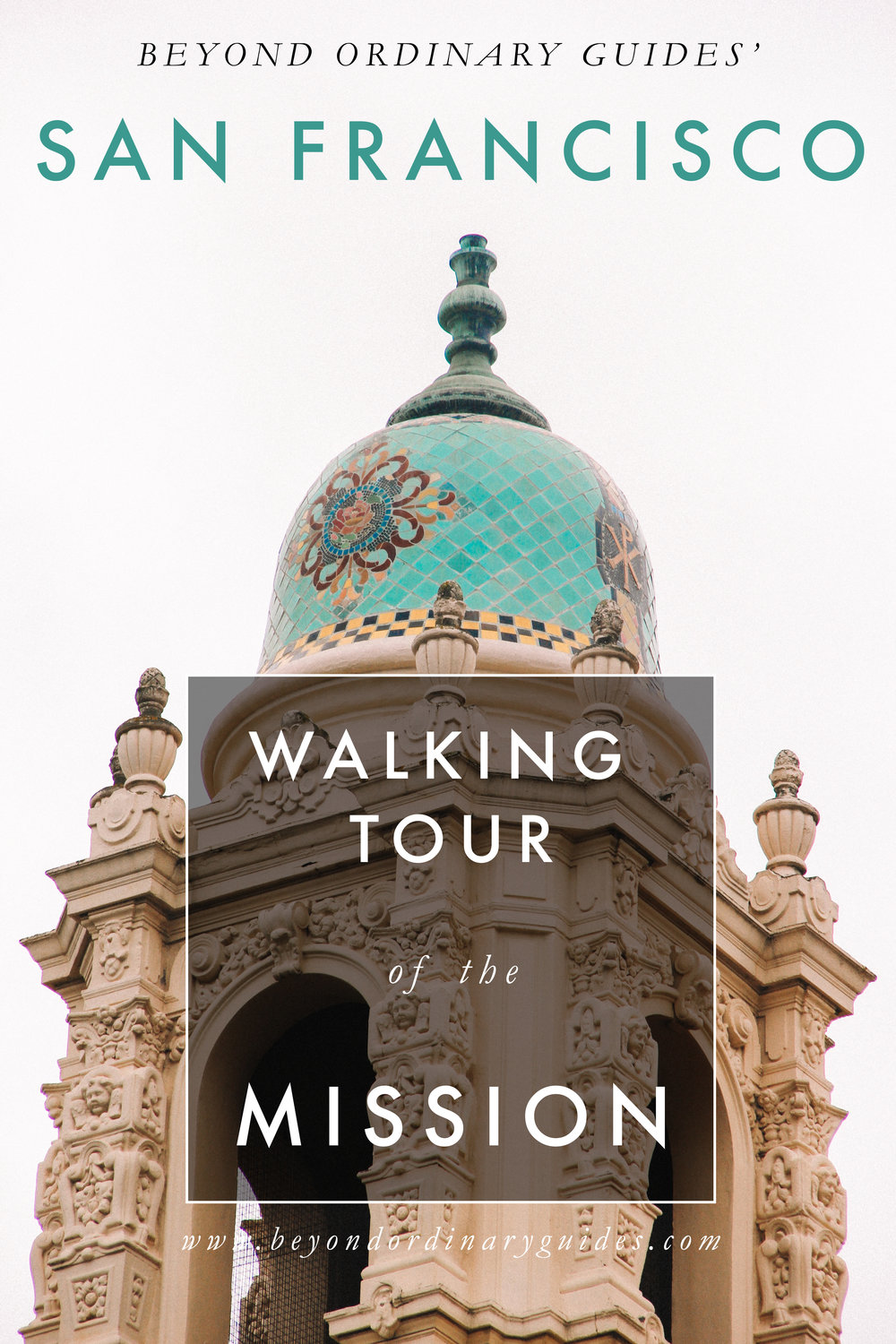 Food + Art Inspired Walking Tour of the Mission