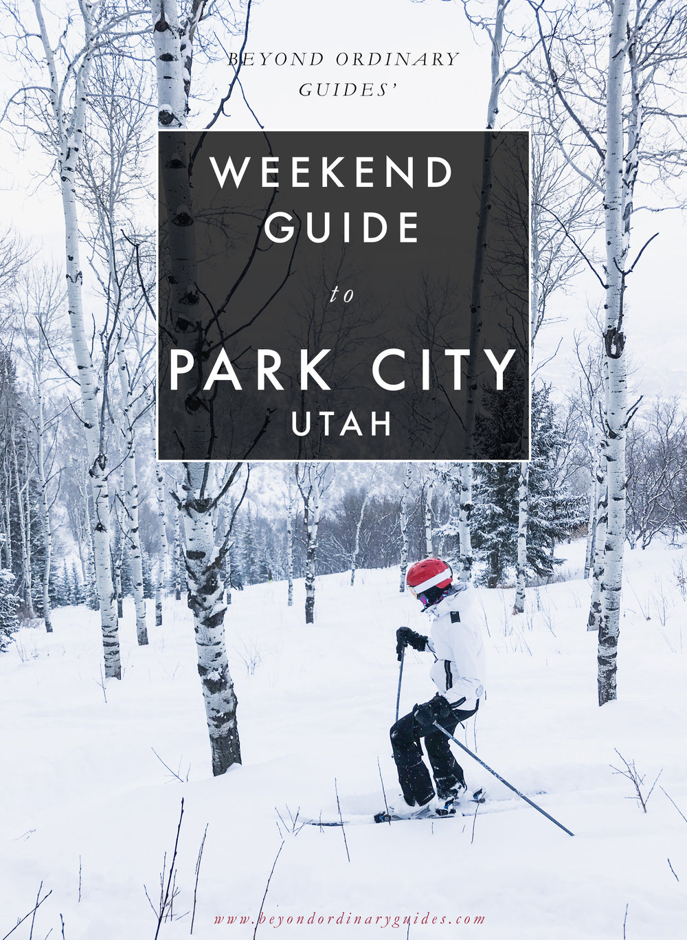 A Weekend Guide to Park City, Utah