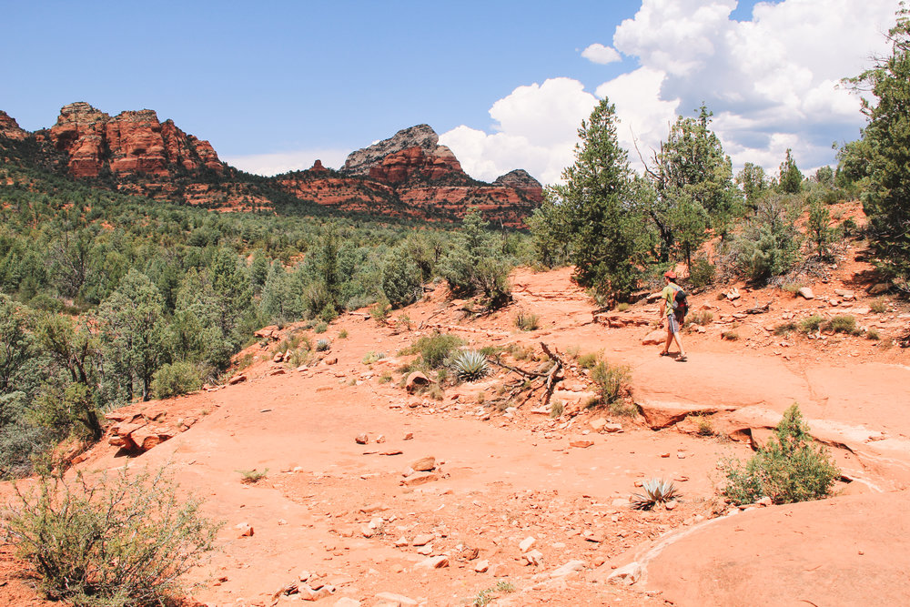 Hiking Guide to Sedona