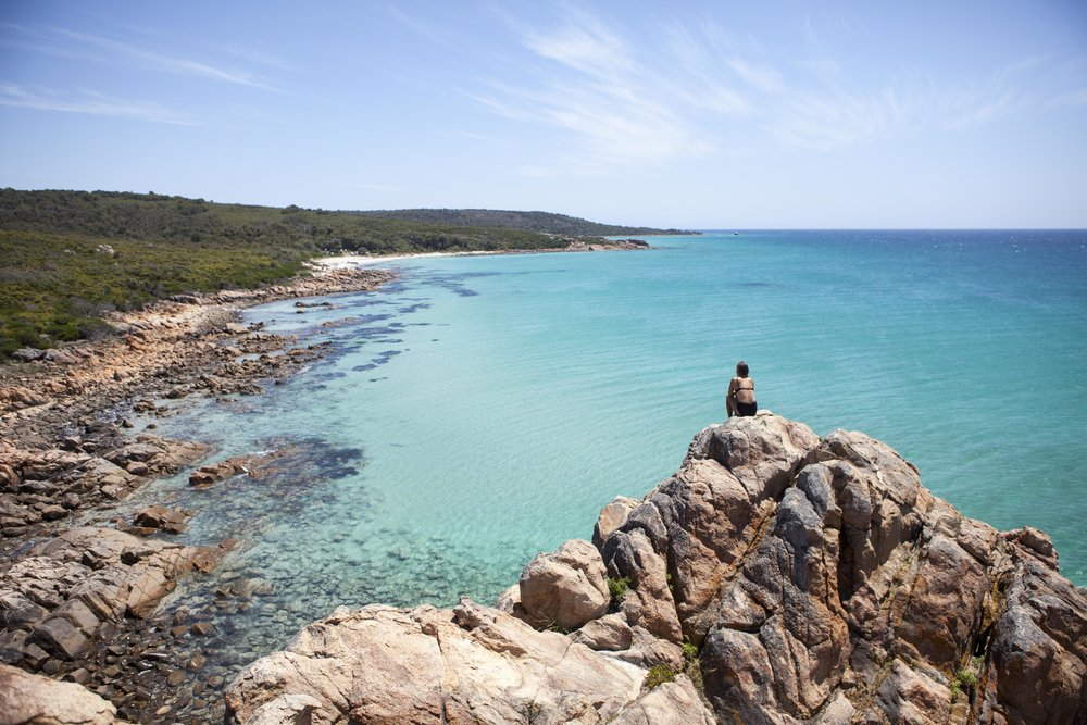 Australia's best places to swim – lap pools, sea pools, the ocean, waterfalls, hot springs, lakes, rivers.