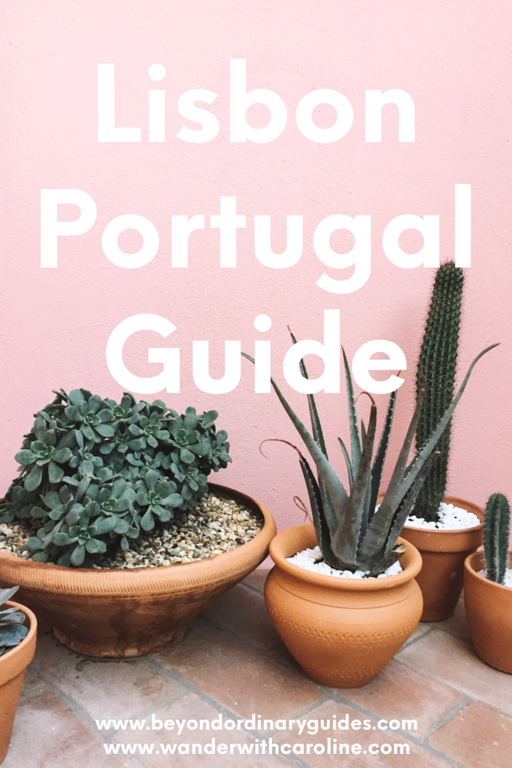 Lisbon Portugal Guide by Beyond Ordinary Guides