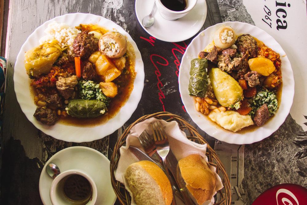 Ascinica Balkan II restaurant in Mostar