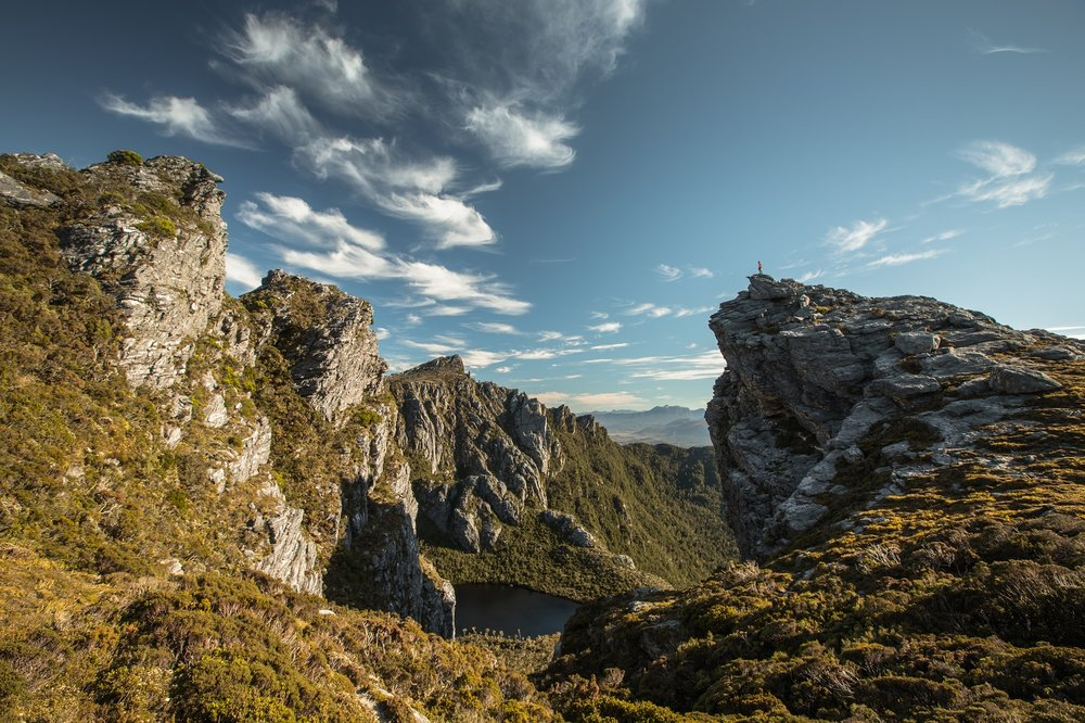 Western Arthurs Travers, South West National Park