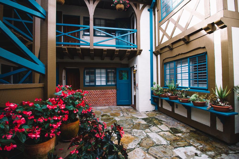 Hotel Normandy Carmel, CA