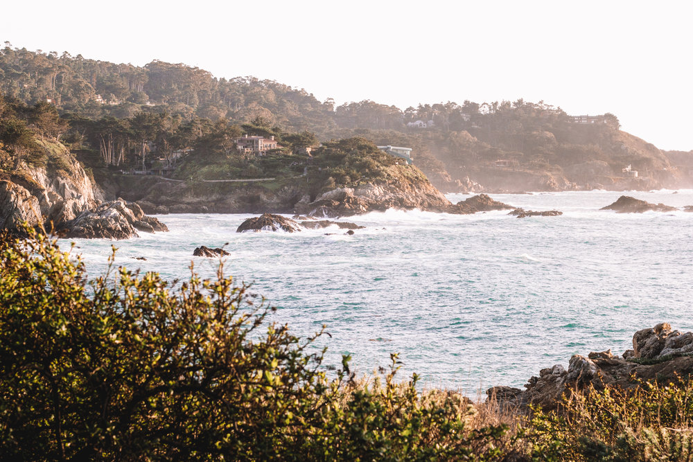 Point Lobos at Sunset | Beyond Ordinary Guides