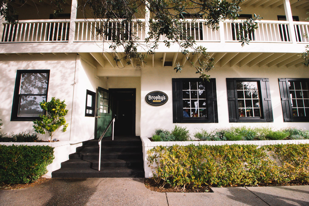 Brophy's Tavern in Carmel, CA