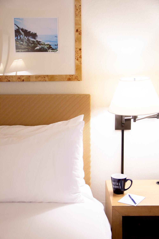 Hotel Carmel Bedside