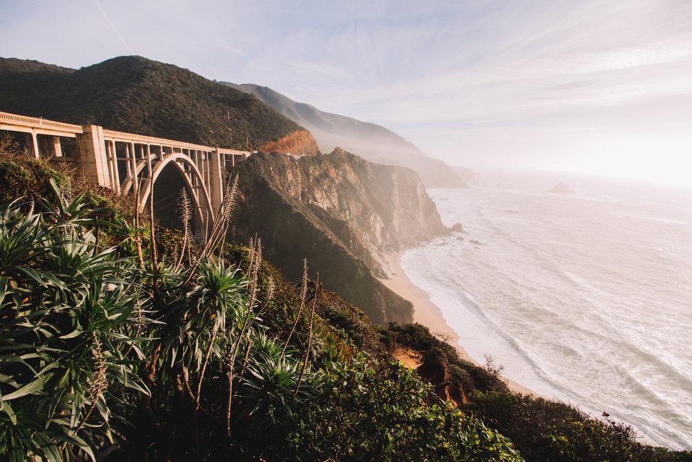 Point Lobos State Reserve & Bixby Bridge | A Photo Journal
