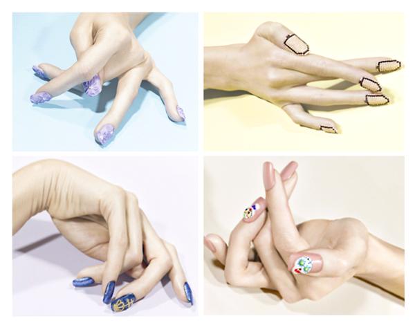Nail Concepts by Maki Sakamoto