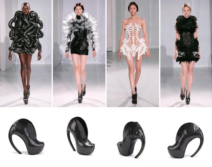 Capriole heel