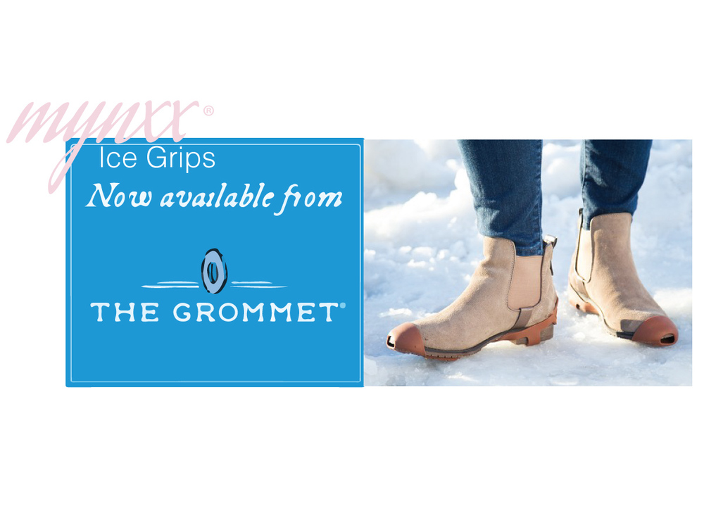 Catch us on TheGrommet.com all winter long!