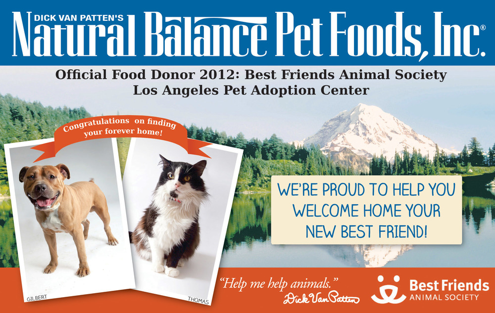 Best Friends Animal Society Ad