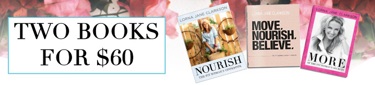 Category Banner for Lorna Jane.