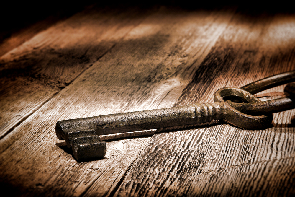 key for the escape