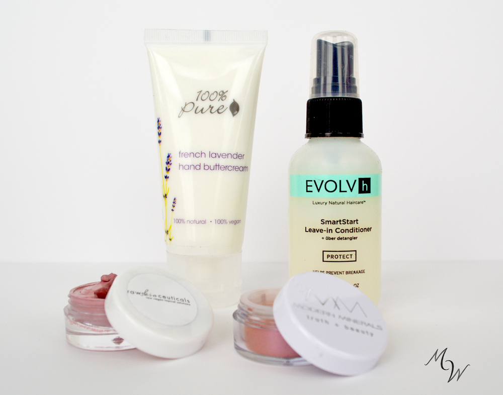 January 2015 Petit Vour Box