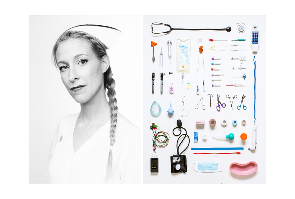 Nursing Tools Taxonomy by The OCD Photographer