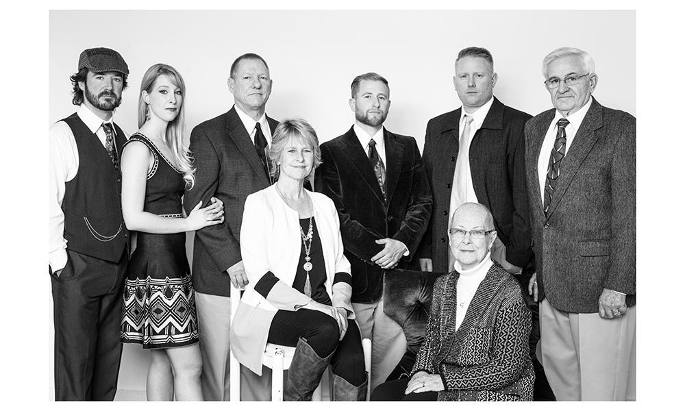 Family Portrait Taxonomy